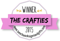 The Crafties Award Winner